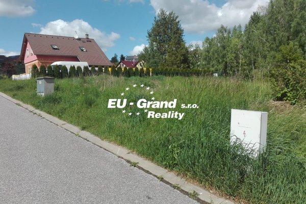 Prodej stavebního pozemku - Stráž nad Nisou