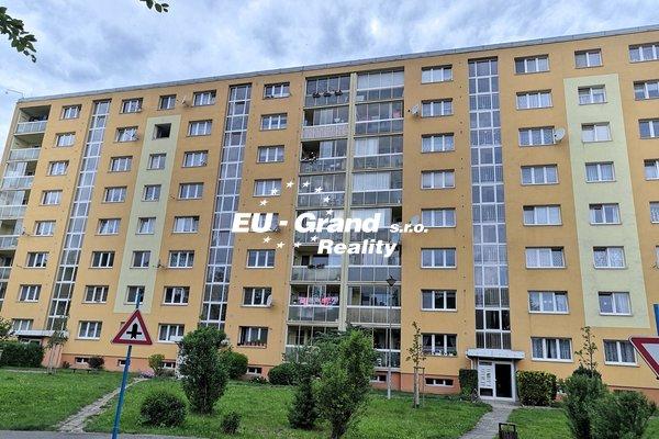 Prodej družstevního bytu 2+1 ve Varnsdorfu