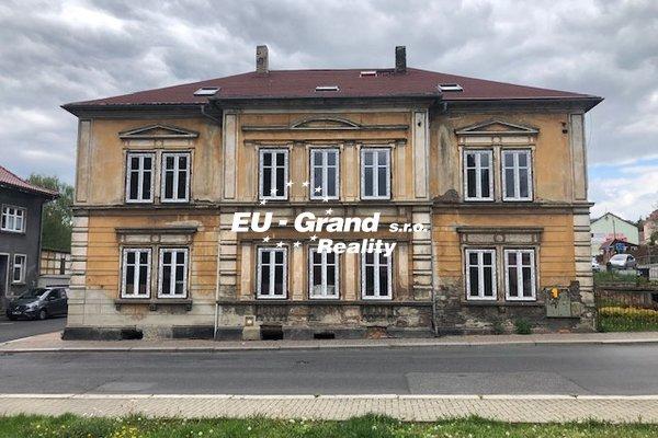 Prodej nájemního domu ve Varnsdorfu