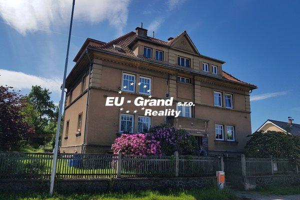 Prodej podkrovního bytu 1+1 Česká Kamenice