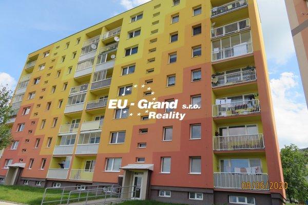 Prodej bytu 4+1/L Česká Lípa