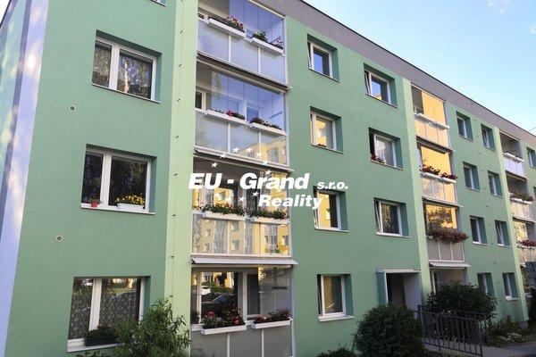 Prodej družstevního bytu 1+1 v Rumburku