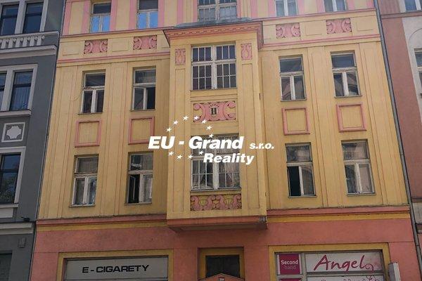 Prodej činžovní domu na ulici Legií, Varnsdorf