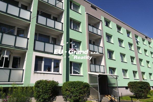 Prodej družstevního bytu 1+1/L ve Varnsdorfu