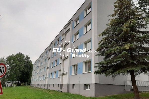 Prodej, Byty 2+1, 60m² - Cvikov II