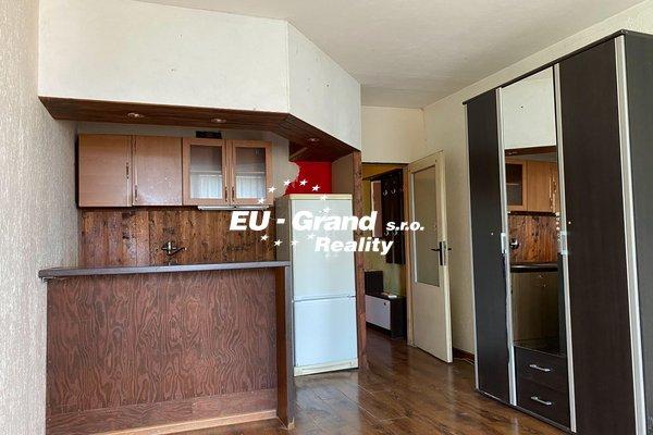 Pronájem bytu 1+kk ( garsoniéra ) Čelakovická 2916, Varnsdorf