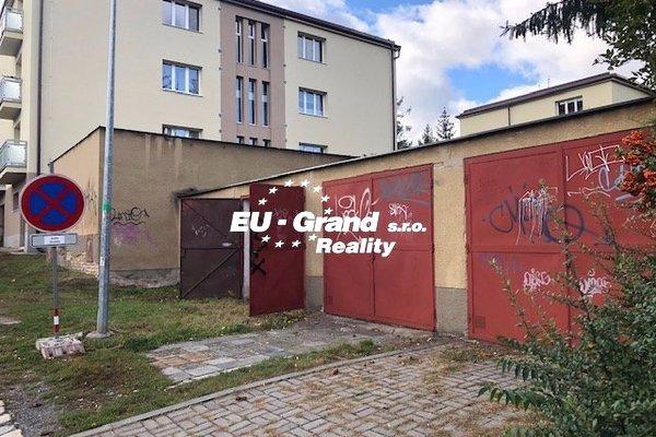 Prodej garáže Gončarenkova, Praha 4