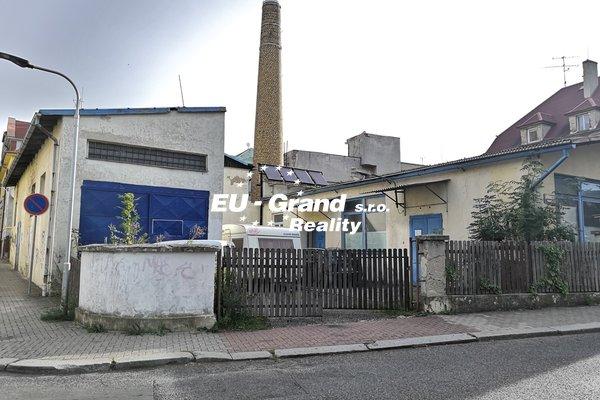 Prodej obchodního prostoru v Rumburku