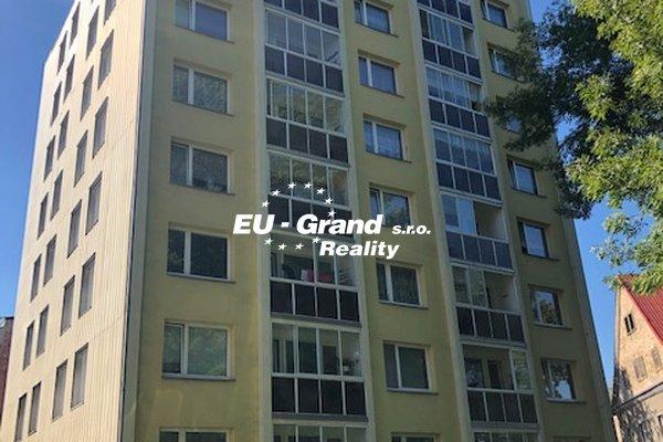 Prodej družstevního bytu 2+1+L v Rumburku