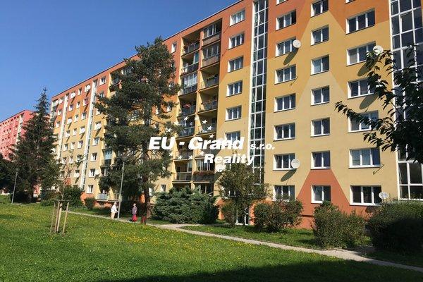 Prodej bytu OV ve Varnsdorfu, ulice Západní