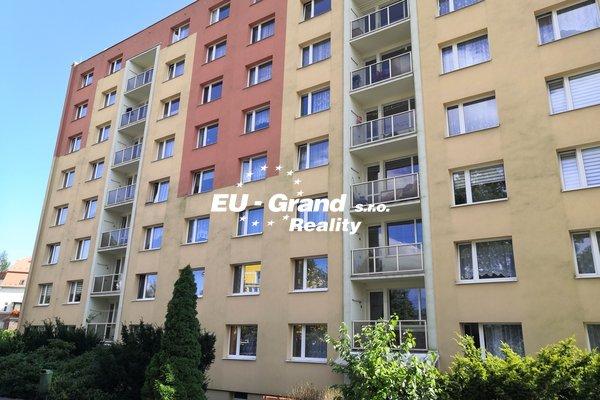 Prodej družstevního bytu 1+1 v Krásné Lípě