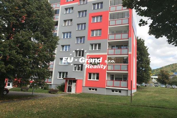 Prodej bytu 3+1/L - Česká Lípa