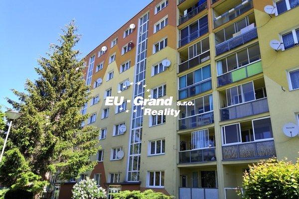 Prodej bytu v OV 2+1 Varnsdorf