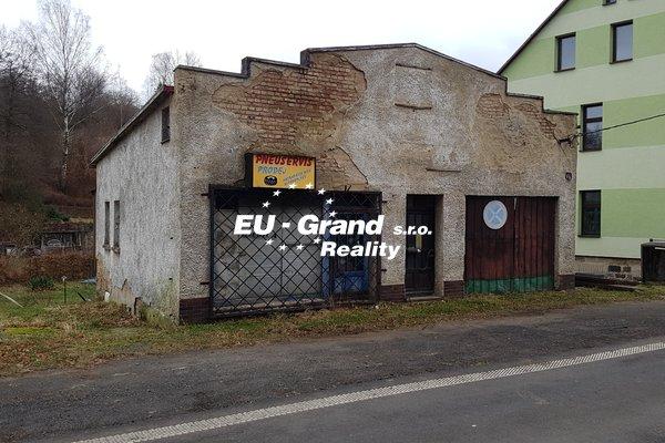 Prodej komerčního prostoru  Dolní Poustevna