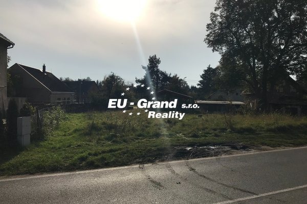 Prodej stavebního pozemku  - Dobranov