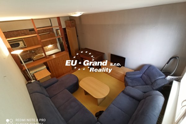 Pronájem bytu 1 KK - Garsoniera Varnsdorf