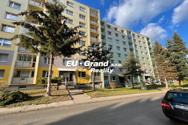 Prodej bytu  2+1+L, Lesní, Varnsdorf