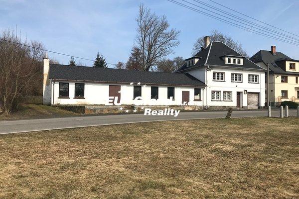 Prodej rodinného domu s dílnou - Lipová