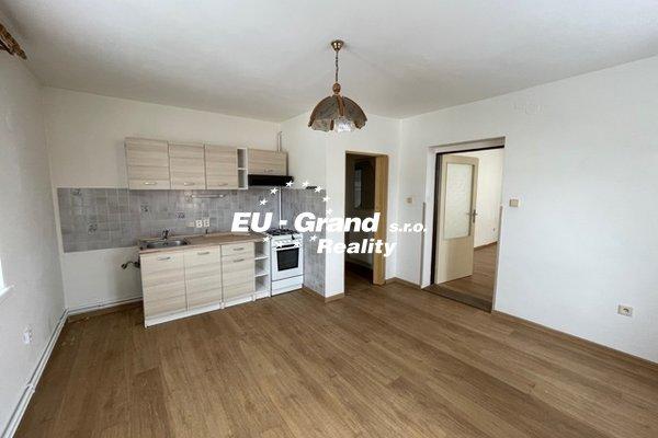 Prodej bytu 1+1 v OV v Rumburku