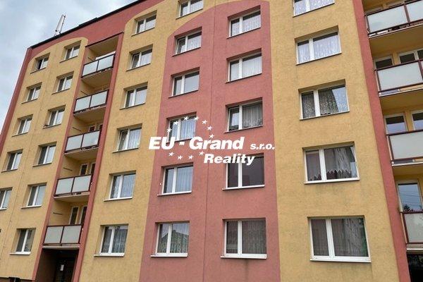 Prodej družstevního bytu 1+1 v Jiříkově