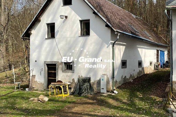 Prodej rodinného domu Kunratice u Šluknova