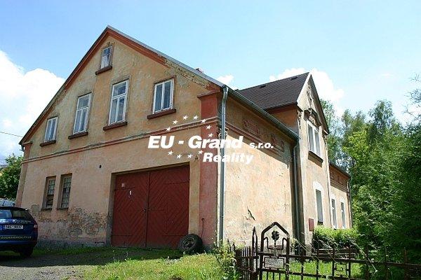 Prodej, Rodinné domy Vilémov, 1353m² -