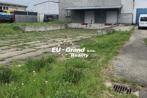 Pronájem výrobních hal Doksy - Česká Lípa