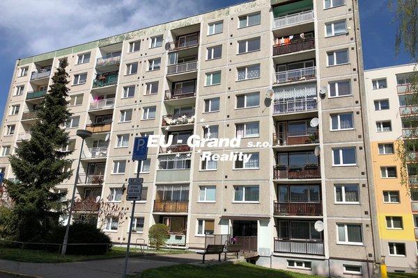 Prodej družstevního bytu 3+1+L ve Varnsdorfu