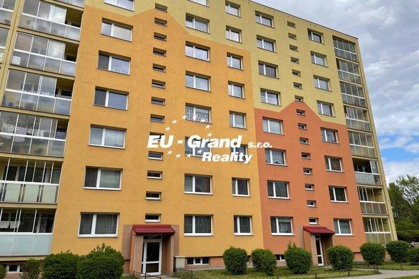 Prodej bytu 2+1 v OV ve Varnsdorfu