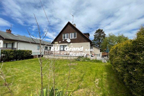 Prodej rodinného domu typu okál s obytným podkrovím ve Varnsdorfu