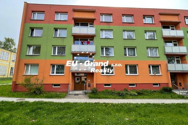 Pronájem bytu 2+1 Husova, Varnsdorf