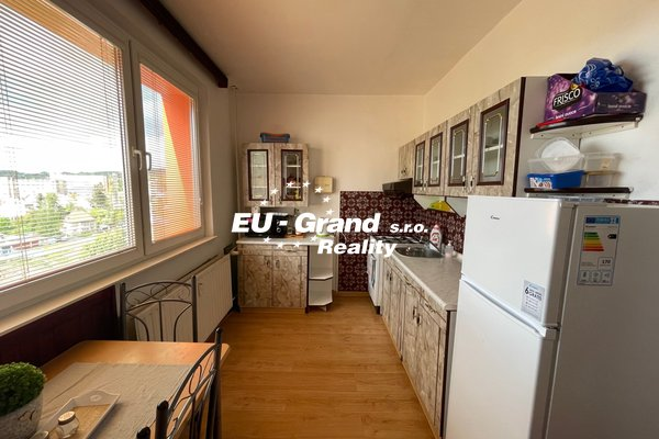 Pronájem bytu 3+1/L ve Varnsdorfu