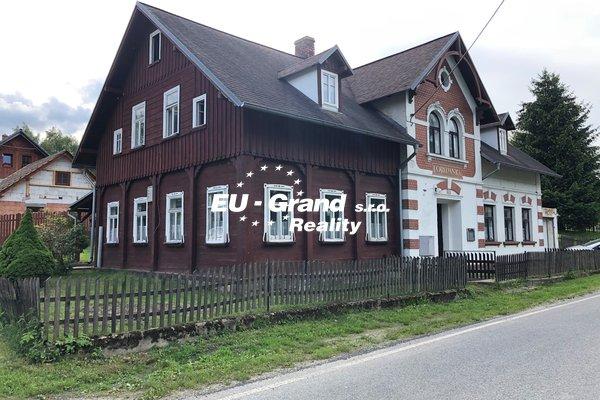 Prodej chalupy Jablonné v Podještědí - Heřmanice v Podještědí