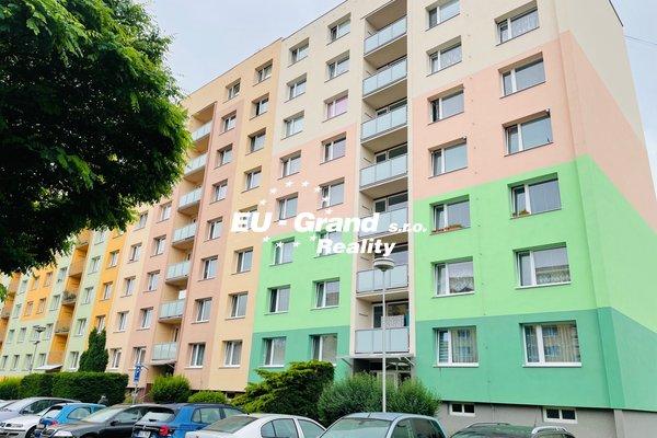 Prodej bytu 4+1/L v OV ve Varnsdorfu