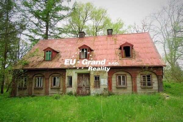 Prodej chalupy -  Dolní Křečany - Rumburk - 1499m²