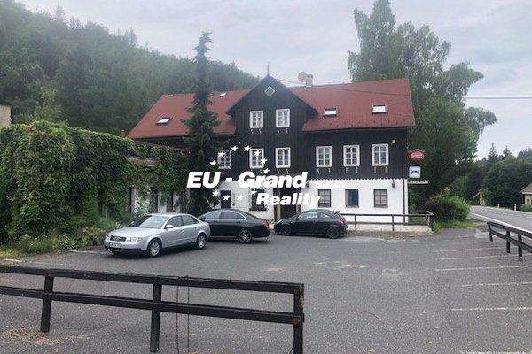 Prodej restaurace s penzionem - Jiřetín pod Jedlovou