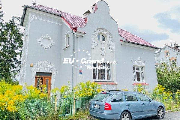 Prodej RD - vily ve Varnsdorfu
