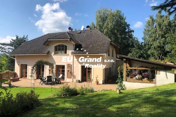 Prodej  Rodinného domu - Nový Bor - Janov