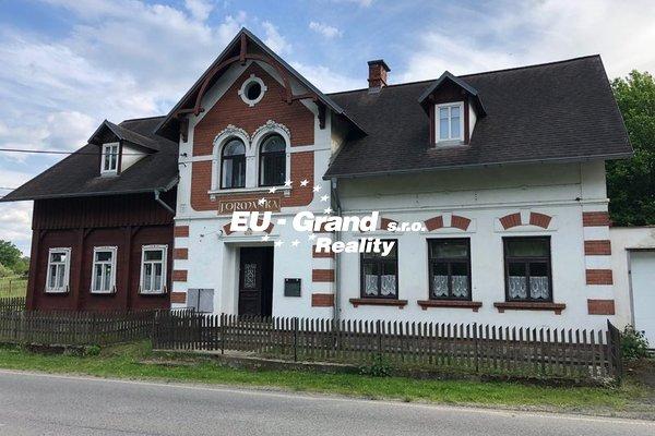 Prodej chalupy v Jablonné v Podještědí - Heřmanice v Podještědí