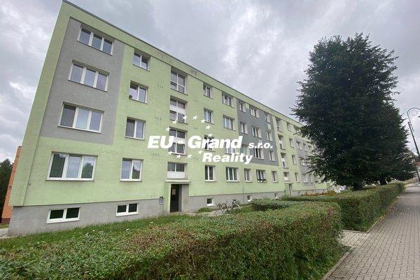 Prodej bytu 2+1+L v OV ve Varnsdorfu
