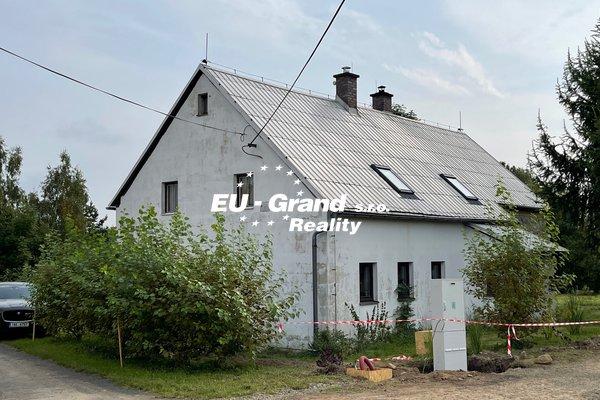 Prodej rodinného domu Varnsdorf - Studánka