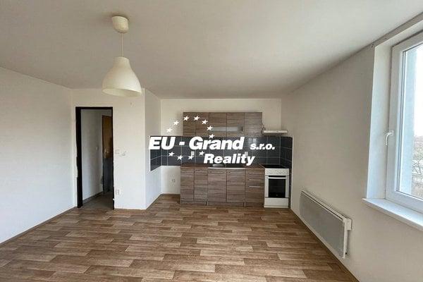 Pronájem bytu 1+1 Nezvalova, Varnsdorf