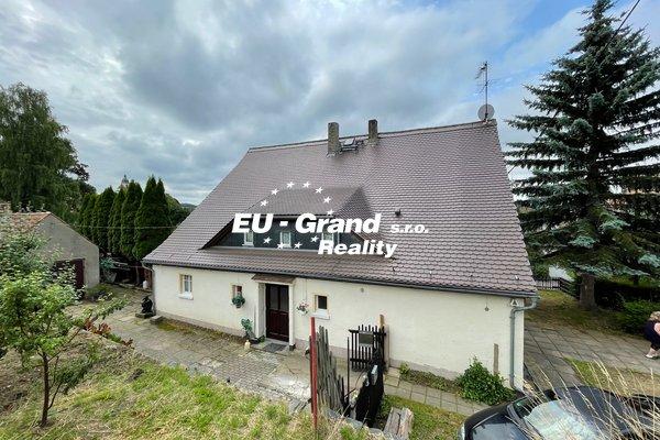 Prodej rodinného domu Varnsdorf - Seifhennersdorf