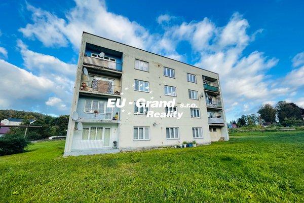 Prodej bytu 2+1 v OV v Mikulášovicích
