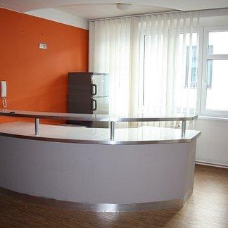 kancelářské prostory 101 m2 ulice 17. listopadu Pardubice