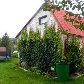 chata na Podhůře 30 m2
