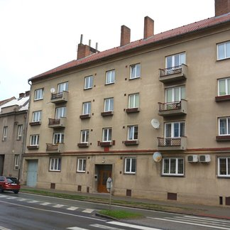 Pronájem bytu 1+1, 52m² Palackého Třída