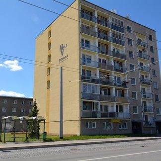 Pronájem bytu 2+1, Trnovská 43m²