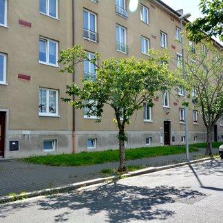 2+kk Benešovo náměstí 55 m2