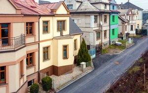 rodinný dům 164 m2 Pardubice